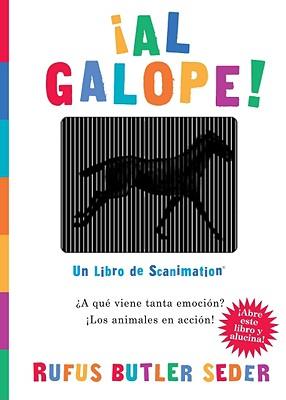 Al Galope!/ Gallop! By Seder, Rufus Butler