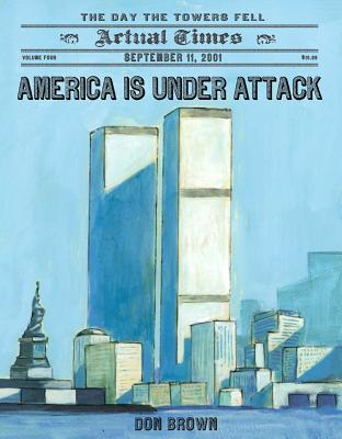 America Is Under Attack By Brown, Don