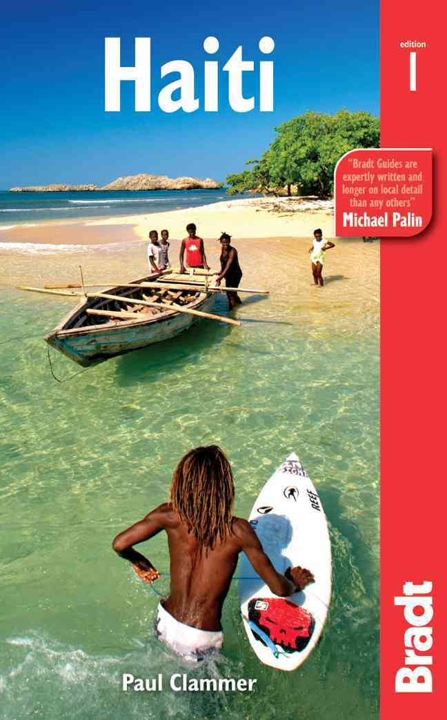 Bradt Haiti By Clammer, Paul